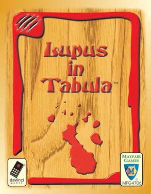 Lupus in Tabula (Werewolf) by Mayfair Games