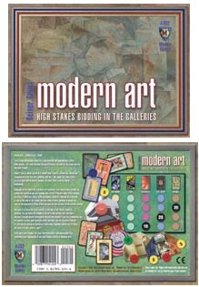 Modern Art by Mayfair Games