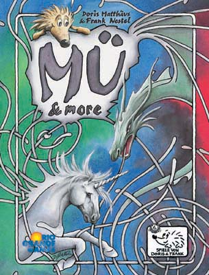 Mu and more - English Version (Mu und Mehr) by Rio Grande Games