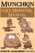 Munchkin D20 Monster Manual by Steve Jackson Games