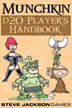 Munchkin Players Handbook (d20) by Steve Jackson Games