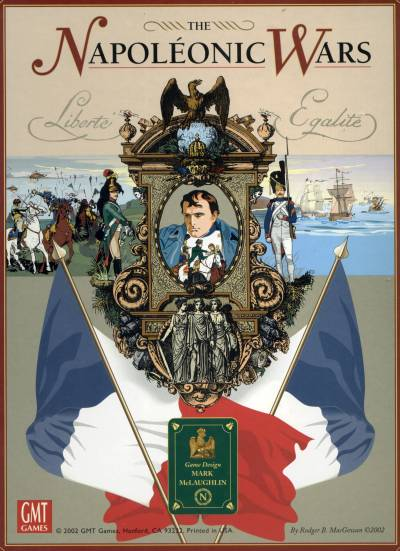 Napoleonic Wars by GMT Games