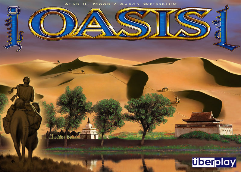 Oasis by Uberplay Entertainment