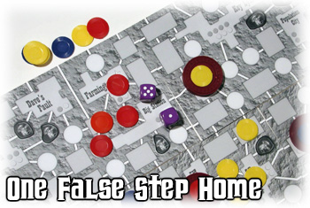 One False Step Home Expansion by Cheapass Games