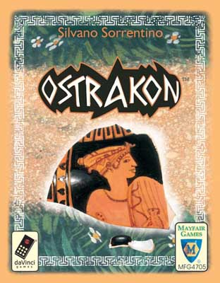 Ostrakon by Mayfair Games
