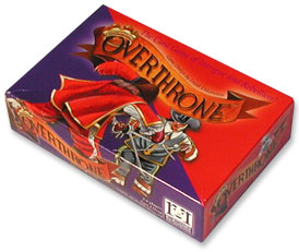 Overthrone by R&R Games