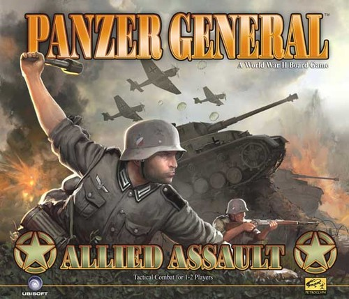 Panzer General: Allied Assault by Petroglyph Games