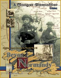 Panzer Grenadier: Beyond Normandy by Avalanche Press Ltd.