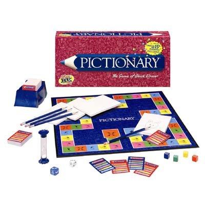 hasbro pictionary