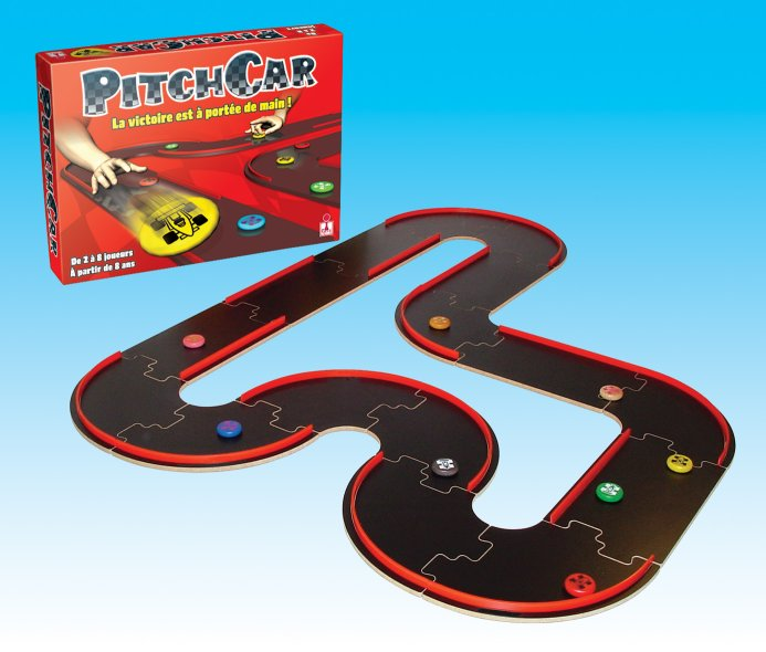 Car Games: Pimp My Board Game