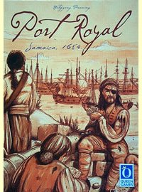 Port Royal by Queen Games