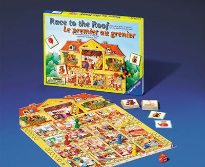 Race to the Roof by Ravensburger
