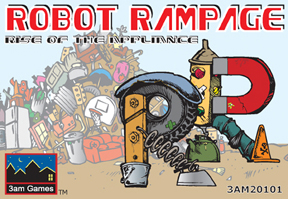 Robot Rampage by 3am Games