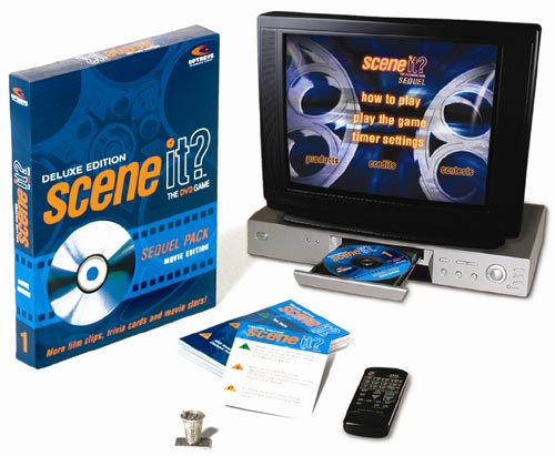 Scene it? Deluxe Movie Edition - Sequel Pack 1 by Screenlife, LLC