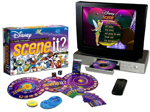 Scene it? Disney Edition by Screen Life
