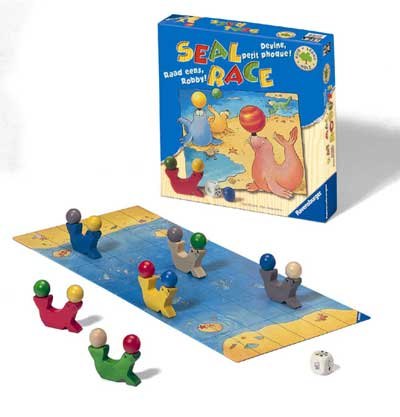 Seal Race by Ravensburger