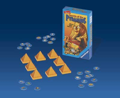 Secrets of the Pyramid by Ravensburger