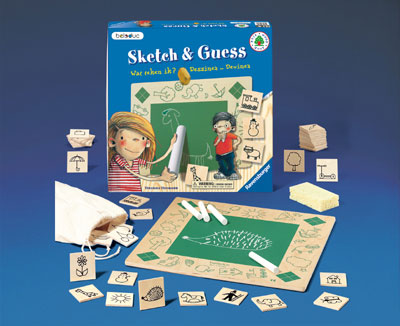 Sketch & Guess by Ravensburger