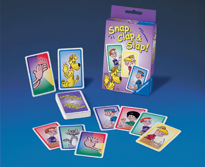 Snap, Clap & Slap by Ravensburger