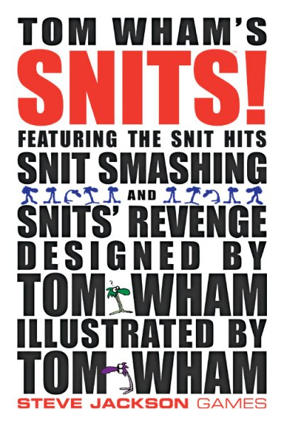 Snits by Steve Jackson Games