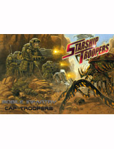 Starship Troopers: Mobile Infantry Squad Box Set by Mongoose Publishing