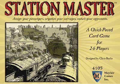 Station Master by Mayfair Games