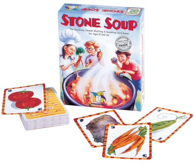 Stone Soup by Gamewright