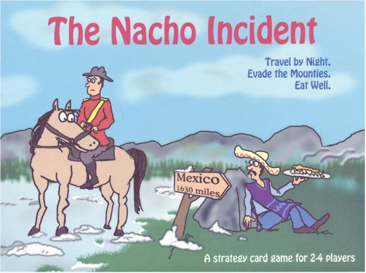 The Nacho Incident by Eight Foot Llama