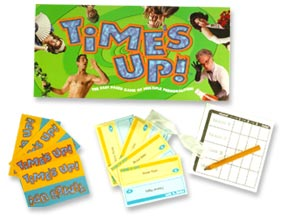 Time's Up by R&R Games
