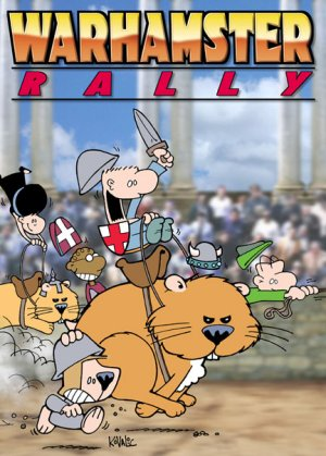 Warhamster Rally (2nd Edition) by Jolly Roger Games