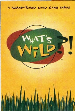 What's Wild?! by Little Shoe Publishing