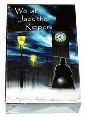 Who ist Jack the Ripper by Krimsus Krimskrams-Kiste