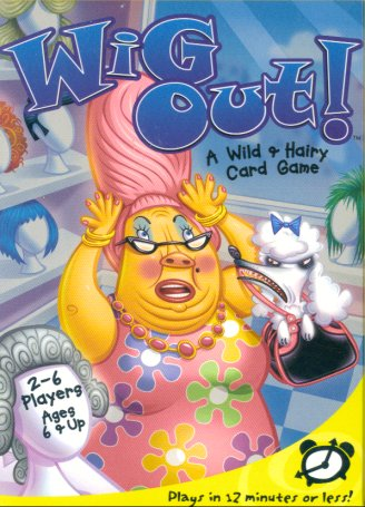 Wig Out! by Gamewright