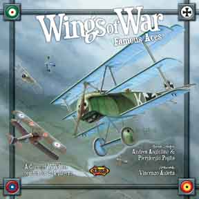 Wings of War: Famous Aces by Fantasy Flight Games