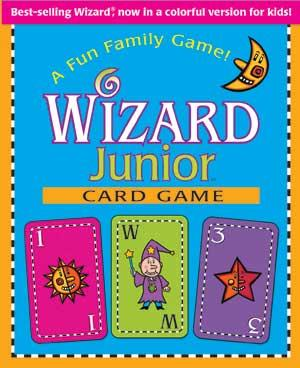 Wizard Junior Card Game by US Games Systems, Inc