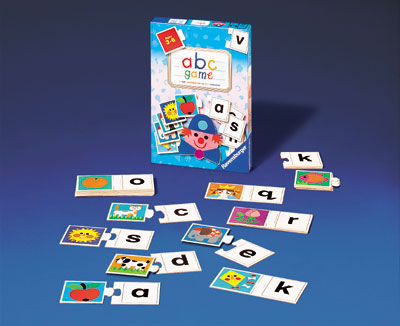 ABC Game by Ravensburger