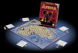 Africa by Rio Grande Games