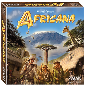 Africana by Z-Man Games, Inc.