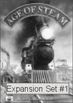 Age Of Steam Expansion #1 by Warfrog