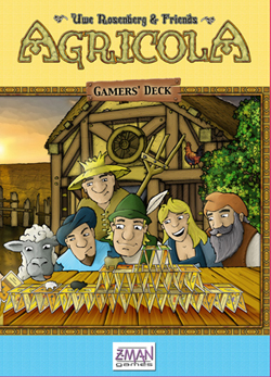 Agricola Gamer Deck Expansion by Z-Man Games, Inc.