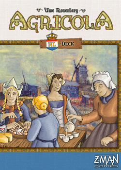 Agricola NL-Deck Expansion by Z-Man Games, Inc.