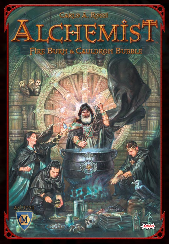 Alchemist by Mayfair Games