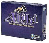 Alibi by Mayfair Games