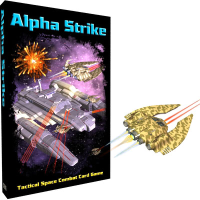 Alpha Strike by Digital Alchemy