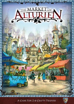 The Market of Alturian by Mayfair Games