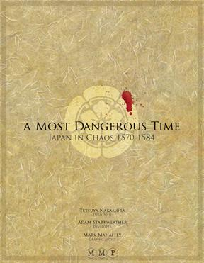 A Most Dangerous Time by Multi-Man Publishing