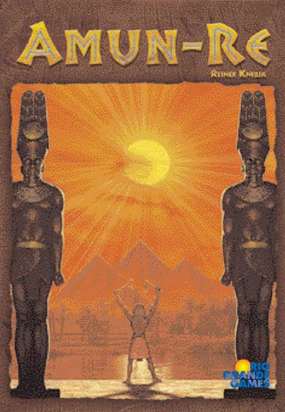 Amun Re by Rio Grande Games