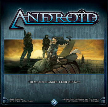 Android by Fantasy Flight Games