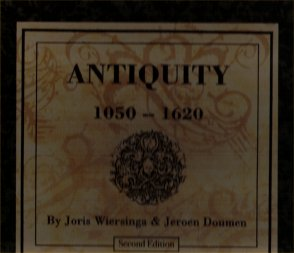 Antiquity (2nd Edition - black box) by Splotter Spellen