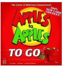 Apples To Apples To Go by Mattel